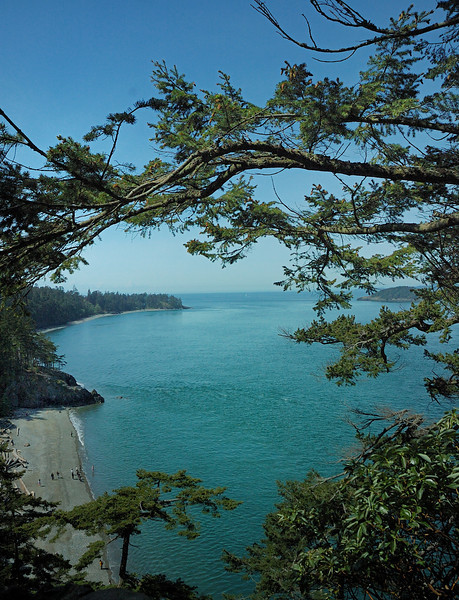 2010 - Mother's Day - Deception Pass - 5/09
