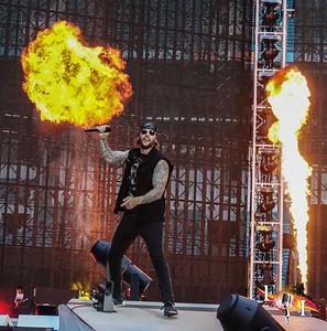 Avenged Sevenfold 2017