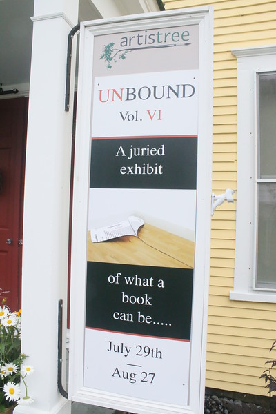 Unbound Vol. VI, Bookstock 2016