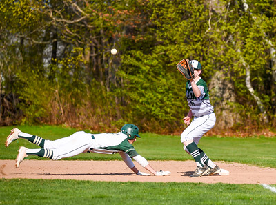 5/9/19 Cranston E. vs. Bishop H. Baseball