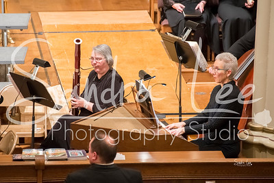 Great Lakes Chamber Orchestra Concert Photography December 2017