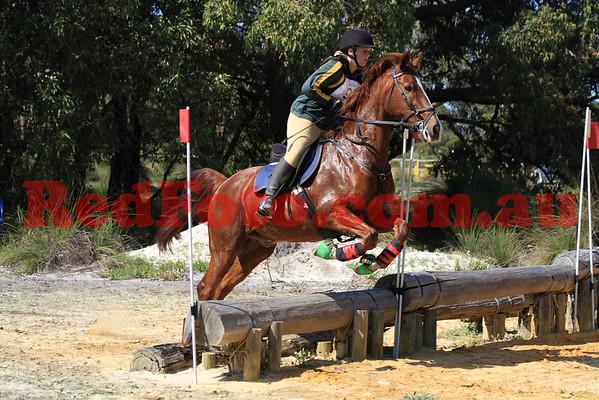 2012 08 26 Horsemens Pony Club 50th Anniversary ODE CrossCountry_D_Grade
