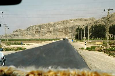 Naqsh-e-Rustam or Necropolis
