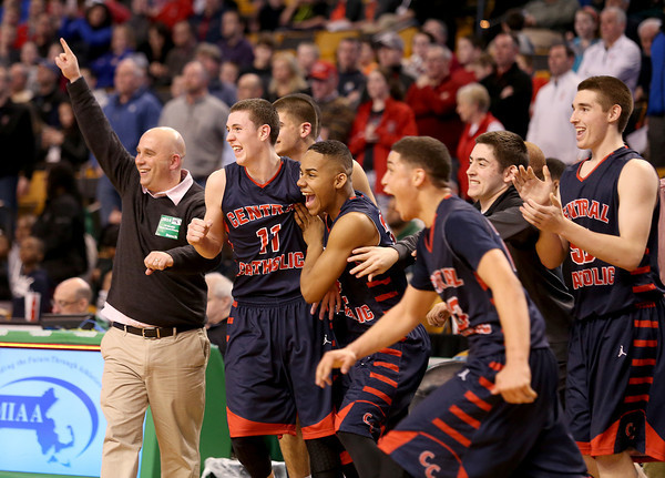 Central Catholic in State Semi Finals
