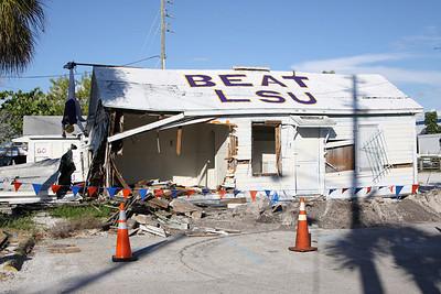 Gators Vs LSU at Gators on the Pass...October 10, 2009