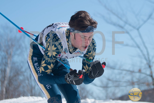 2016 Nordic Qualifier Men's 5K Classical