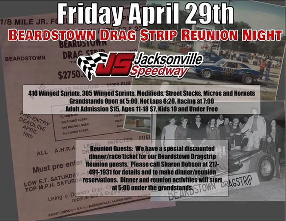 2016 Beardstown Drag Strip Reunion