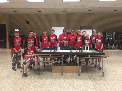 Penfield FLL Camp - August 4, 2017