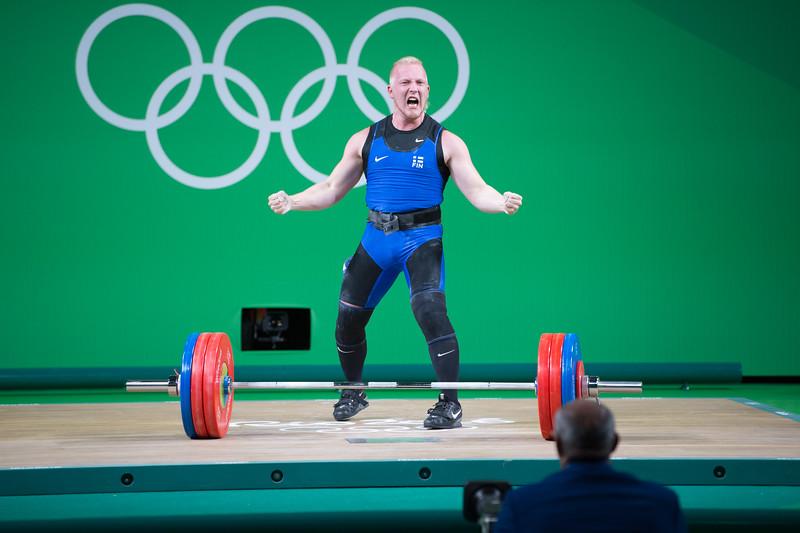 Rio Olympics 12.08.2016 Christian Valtanen DSC_8025