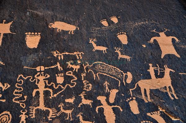 Utah Rock Art