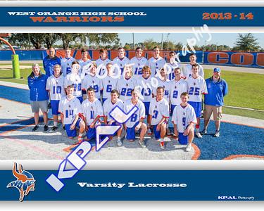 Boys Lacrosse Team Photos 2014
