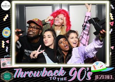 Jezebel Throwback To The 90's Party