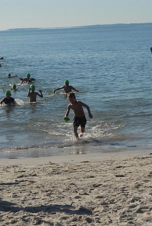 2009 Mighty Kids Triathlon - Swim