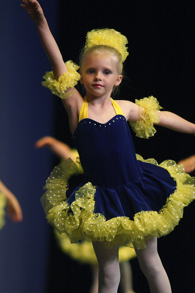 2009 Dance Recital - Royale/I Can See Clearly Now