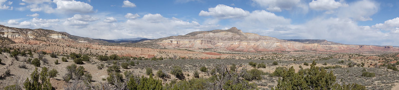 Rim Vista Trail views, Abiquiu, NM 2013-04