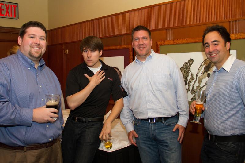 Mike, Richard, Christian, Ben