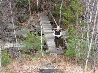 Greenway hike 11/09