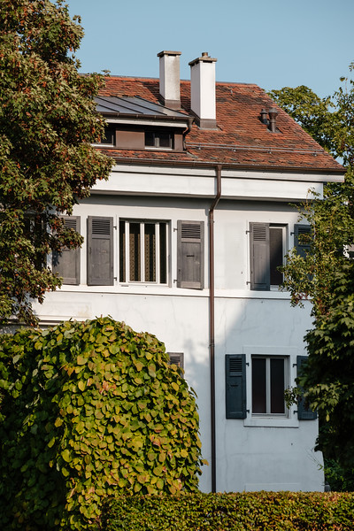 A house in Geneva