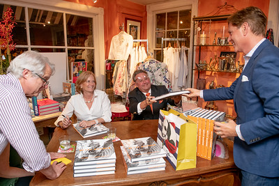 "Betty Kushner: ""The American Family Portrait,"" book party."