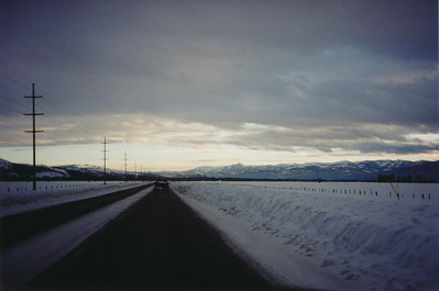 Jackson Hole January 1998