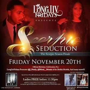 Liv Lounge 11-20-15 Friday