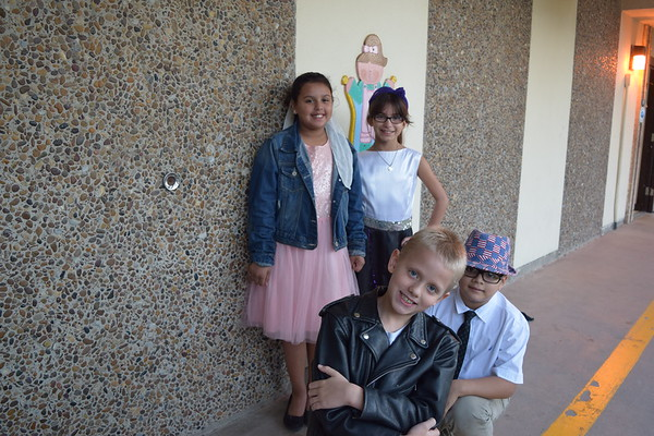50th Day of School Perfect Attendance Field Trip