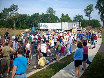 5K Run 2008