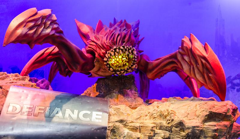 Defiance @ Gamescom 2012
