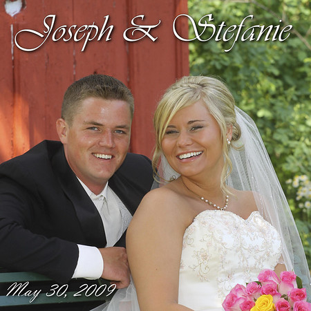 Joseph and Stefanie