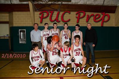 PUC Prep B-Ball 2010