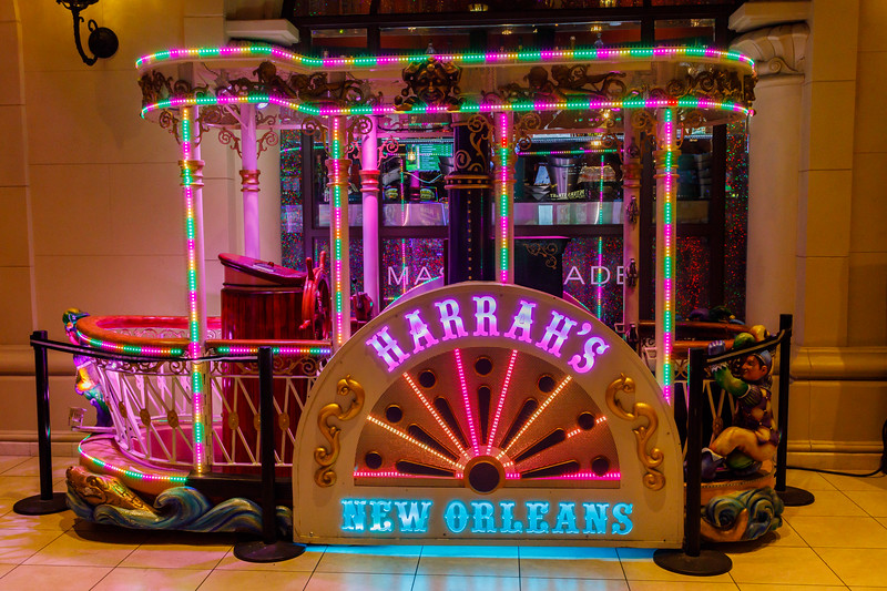 Harrah's - New Orleans