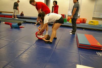 Gymnastics 2012