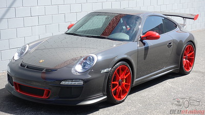 2011 Porsche 997.2 GT3 RS Grey Black