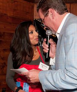 10 News at Hooleys Celebrity Night