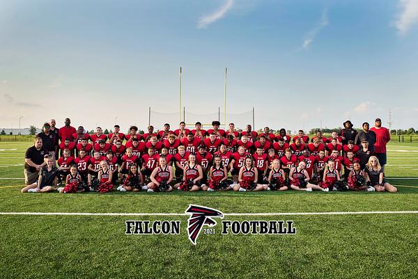 Rantoul Falcons Football 2021
