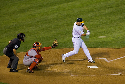 A's vs. Red Sox - 07-26-06, Oakland, CA