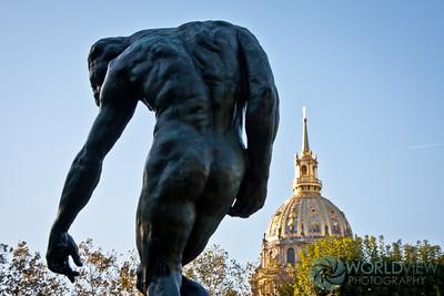 Rodin rendezvous (Paris, France)