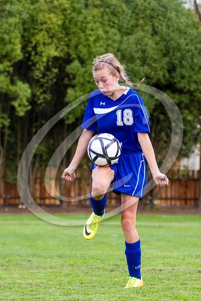 FUHS Vars Girls vs Ferndale