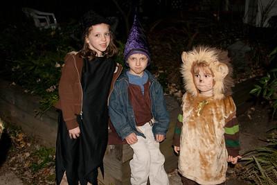 baby Ezekiel, Amanda, Rosemary, Lynn Demos October 28, 2011
