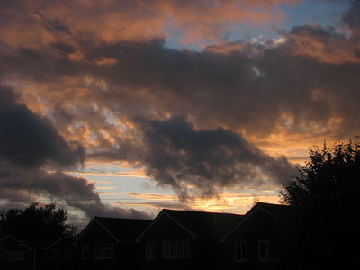 Sunset 10.07.12