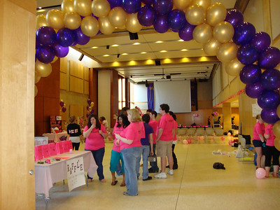 Phi Sigma Pi Prepares Sykes for the Concert! (2010)