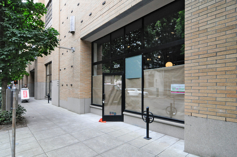 Robert Todd Construction is renovating a Pearl District storefront space for WeVillage, a drop-in childcare facility which is moving from a smaller space on the same block. The 2010-square-foot former furniture store at 1024 N.W. Glisan is being outfitted with custom walls and cabinetry. Other work includes updated sprinklers, plumbing, fire and mechanical systems. Work on the project began last month, and is slated for completion this week. Design work on the job was performed by Dan Young of Oregon Business Architecture.