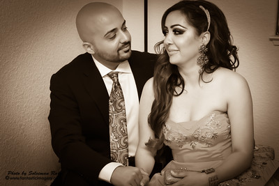 Faisal & Amina Engagement