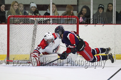 Hockey Lincoln at PHS on 2/12/20