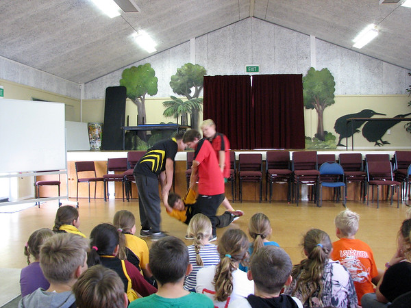 Theatresports North Wairarapa