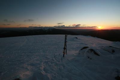 Mt Stirling <br>14-15.07.2007