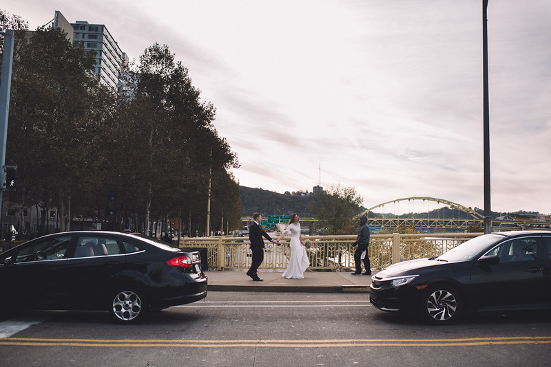 Pittsburgh Elopement Photographer - Monaco Bridge Downtown - Hadley-182.jpg