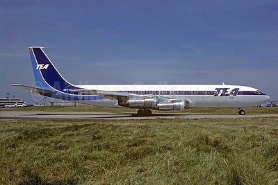 TEA - Trans European Airways (Belgium)