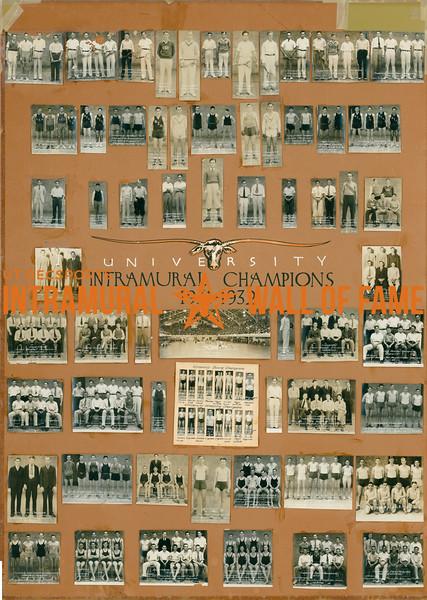 Intramural Champions 1931-32