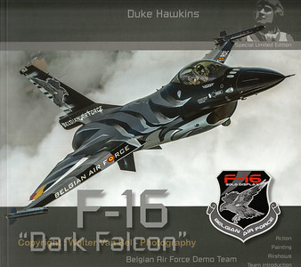 "Special Limited Edition - F-16 ""Dark Falcon"""